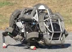 Google、四足歩行ロボットのBoston Dynamicsを買収