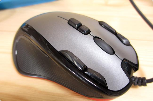 ロジクール|ゲーミングマウス(G300r)や(G300s)の設定方法