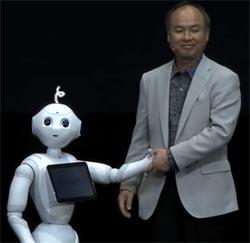 2014/7/20 ソフトバンクのロボット