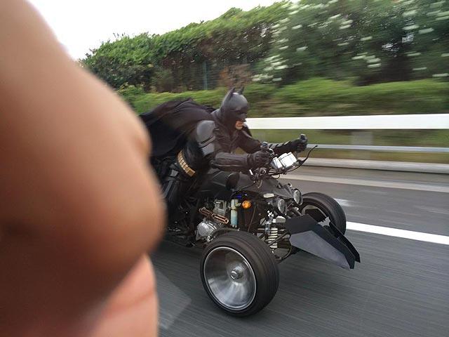 2014/8/23 バットマン!