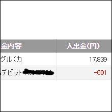 2014/9/23 グーグルから金もらう。