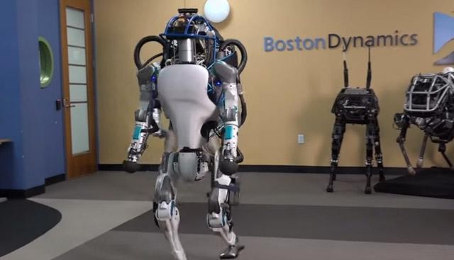 嫁ロボットの原型