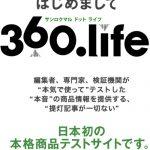 MONOQLOの比較サイト(360.life)OPENするまき