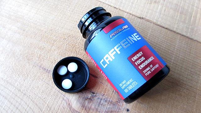 caffeine-prolab レビュー