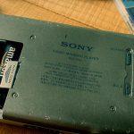 SONY MZ-F40 ラジオ付きMDウォークマン
