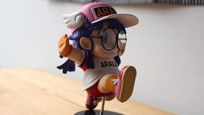 アラレちゃん フィギュア